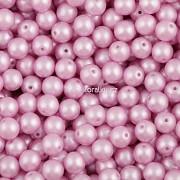Nano Perličky - 100ks - 4mm - barva 1725011 - violetové