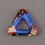 Swarovski Elements 4737 – Cosmic Triangle – Volcano – 20mm