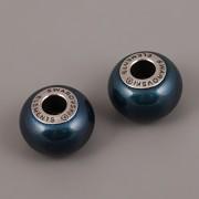 BeCharmed Pearl korálky Swarovski Elements 5890 – Petrol Pearl