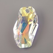 METEOR Swarovski Elements 6673 - Crystal AB - 28mm