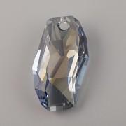 METEOR Swarovski Elements 6673 - Blue Shade - 38mm
