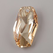 METEOR Swarovski Elements 6673 - Golden Shadow - 28mm