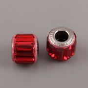 BeCharmed Pavé korálky Swarovski Elements 180301 - Light Siam