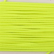 Šnůrka NEON žlutá - 5m