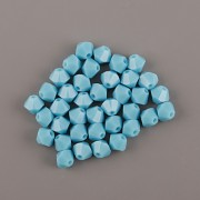 Swarovski Elements korálky XILION 5328 – Sluníčka – Turquoise - 4mm