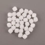 Swarovski Elements korálky XILION 5328 – Sluníčka – White Alabaster - 4mm