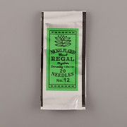 Korálkovací jehla Regal No. 12 - 40mm
