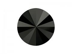 Swarovski Elements Rivoli 1122 – Jet Hematite – 18mm