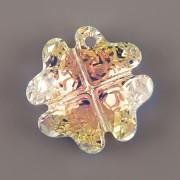 Swarovski Elements přívěsky 6764 - Čtyřlístek - Crystal AB - 19mm