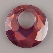 Victory přívěsek Swarovski Elements 6041 - Lilac Shadow - 38mm