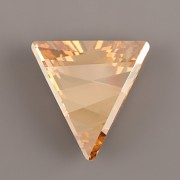 DELTA SWAROVSKI ELEMENTS 4717 - Golden Shadow F - 15,5mm