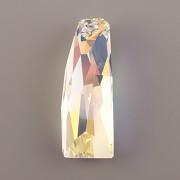 Swarovski Elements 6019 – Crystalactite PETITE - Crystal AB - 35mm