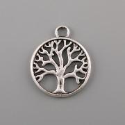 Přívěsek Strom života - platina