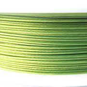 Nylonové lanko bižuterní - trávově zelené