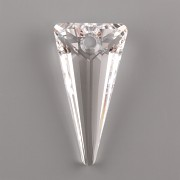 SPIKE Swarovski Elements 6480 - Crystal - 18mm