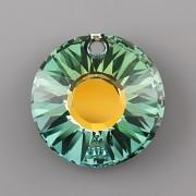 Sluníčkový přívěsek Swarovski Elements 6724 - Sahara P - 12mm