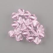 Swarovski Elements korálky XILION 5328 – Sluníčka – Rosaline – 6mm