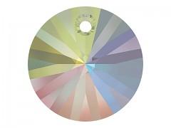 Swarovski Elements přívěsky 6428 – Rivoli – Paradise Shine - 12mm