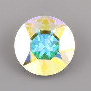 Round Stone Swarovski Elements 1201 – Crystal AB F – 27mm