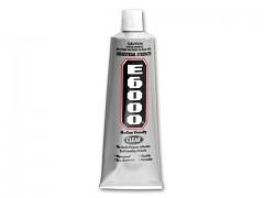 Lepidlo na bižuterii E6000