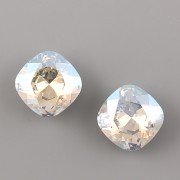 Cushion Square Swarovski 4470 – Moonlight F - 12mm