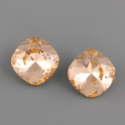 Fancy Stone Swarovski Elements 4470 –  Light Peach - 12mm