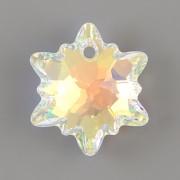 Swarovski Elements přívěsky 6748 PROTĚŽ - Crystal AB - 18mm