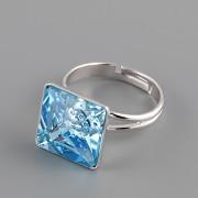 Prsten pro VISION Square 4481 - rhodiováno