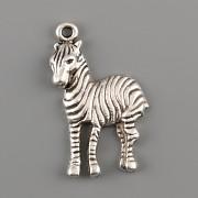 Přívěsek Zebra malá - starostříbro