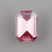 Octagon Swarovski Elements 4610 - Light Rose Moonlight Touch F - 14mm