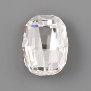 Graphic Fancy Stone Swarovski Elements 4795 - Crystal Foiled - 14mm