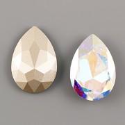 Slza Swarovski Elements 4327 - Crystal AB Foiled - 30mm