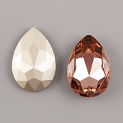 Slza Swarovski Elements 4327 - Blush Rose Foiled - 30mm
