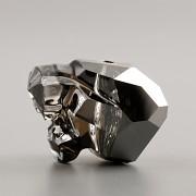 Korálek PANTHER Swarovski Elements 5751 - Silver Night - 14mm
