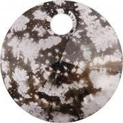 Swarovski Elements přívěsky 6428 – Rivoli – Black Patina – 8mm