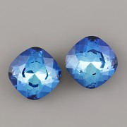 Fancy Stone Swarovski Elements 4470 – Bermuda Blue - 12mm
