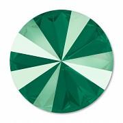 Swarovski Elements Rivoli 1122 – Royal Green – 14mm