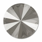 Swarovski Elements Rivoli 1122 – Dark Grey – 12mm