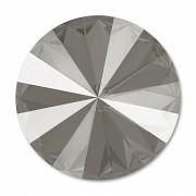 Swarovski Elements Rivoli 1122 – Dark Grey – 14mm