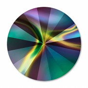 Swarovski Elements Rivoli 1122 – Rainbow Dark – 8mm