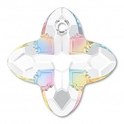 Swarovski Elements 6868 – Cross Tribe – Crystal AB - 24mm