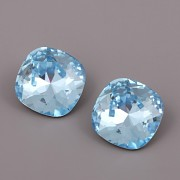 Fancy Stone Swarovski Elements 4470 – Aquamarine Foiled – 12mm