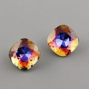 Fancy Stone Swarovski Elements 4470 –  Meridian Blue - 12mm