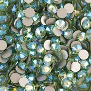 XIRIUS Rose 2088 Swarovski Elements - Peridot Shimmer F - SS12