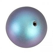 PŮLDÍRKOVÉ PERLY SWAROVSKI 5818 Iridescent Light Blue 10mm