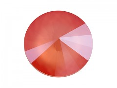 Swarovski Rivoli 1122 – Light Coral - 14mm