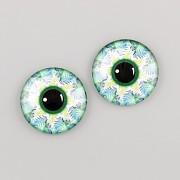 Kabošon MANDALA - božské oko