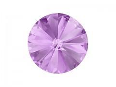 Swarovski Elements Rivoli 1122 – Violet Foiled – 6mm
