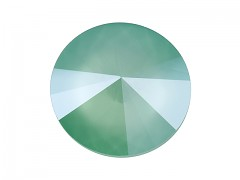 Swarovski Rivoli 1122 – Mint Green - 14mm