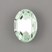 Ovál Swarovski 4127 - Chrysolite - 30mm